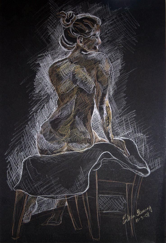 nude-female-pencil-drawings-nuded