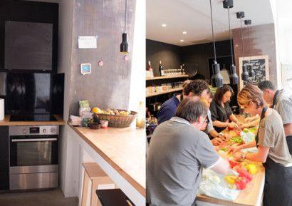 Comme à la télévision ! Animation team building Top Chef à Toulouse : http://www.sud-ouest-passion.fr/forfaits/animation-team-building-top-chef/