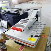 Alat Sablon Digital Mesin Press Kaos Sublime Hidrolik Rhinotec RSM-02