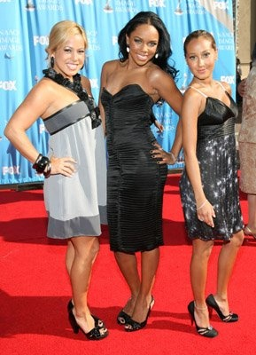 Sabrina Bryan...Kiely Williams...Adrienne Bailon...