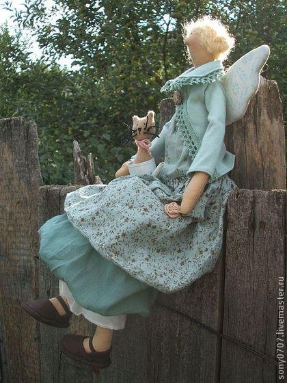 Коллекционные куклы ручной работы. Ярмарка Мастеров - ручная работа Серафима. Handmade.