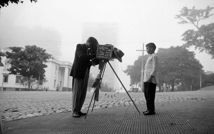 Lambe-lambe, 1958. Haruo Ohara
