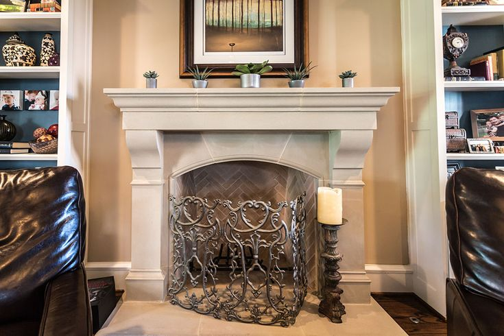 17 Best Images About Cast Stone Fireplace Mantels On