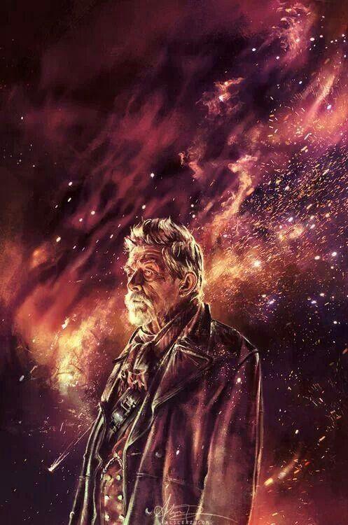 Doctor Who, John Hurt fan art