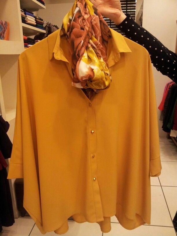 Ekinox cupra bluz.Fiyatı:122.50 tl