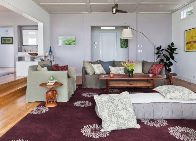Die besten 25+ Teppich lila Ideen auf Pinterest Lila teppiche - wohnzimmer lila weis