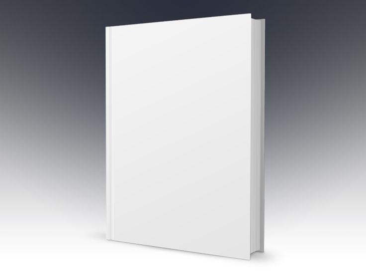 Book Template - Free PSD