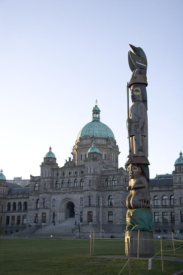 ✭ The capitol buildings in Victoria, British Columbia