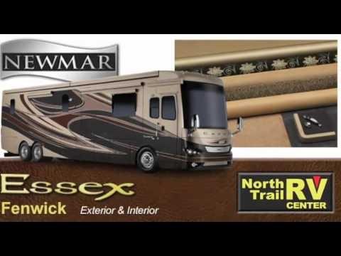 Essex Newmar 2012 luxury diesel pusher motorhome