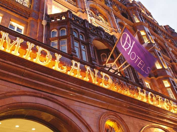 Manchester Hotels - The Midland Hotel - QHotels