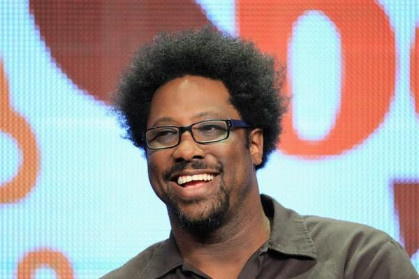 We'll have a conversation with Kamau Bell, a critically acclaimed socio-political comedian about his new book The Awkward Thoughts of W. Kamau Bell .