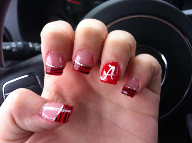 Alabama nails