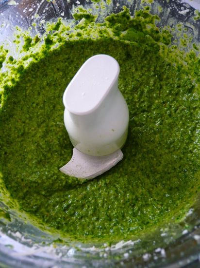 ... image apps heads clean eating forward wild garlic pesto wild garlic