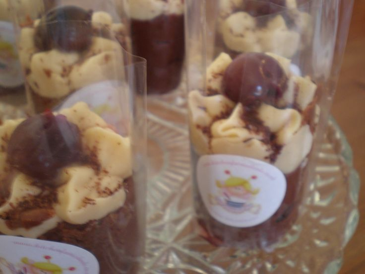 Black forest fudge www.kitchenfairiesleeds.co.uk