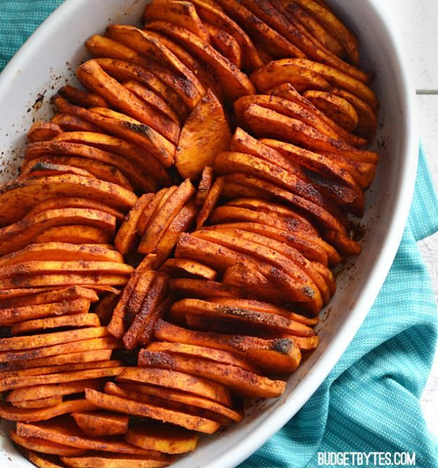 Sweet Potato Recipes To Munch On | Simple Healthy Recipes For Everyone | https://homemaderecipes.com/simple-healthy-recipes/