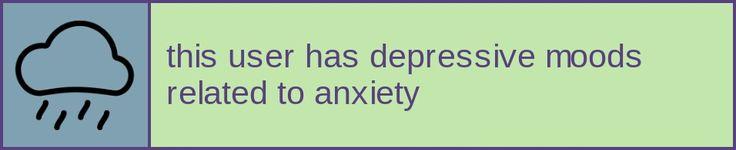 »✿❤ Mego❤✿« #this_user_box #depressive #mood #anxiety