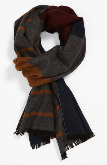 this scarf will go with everything