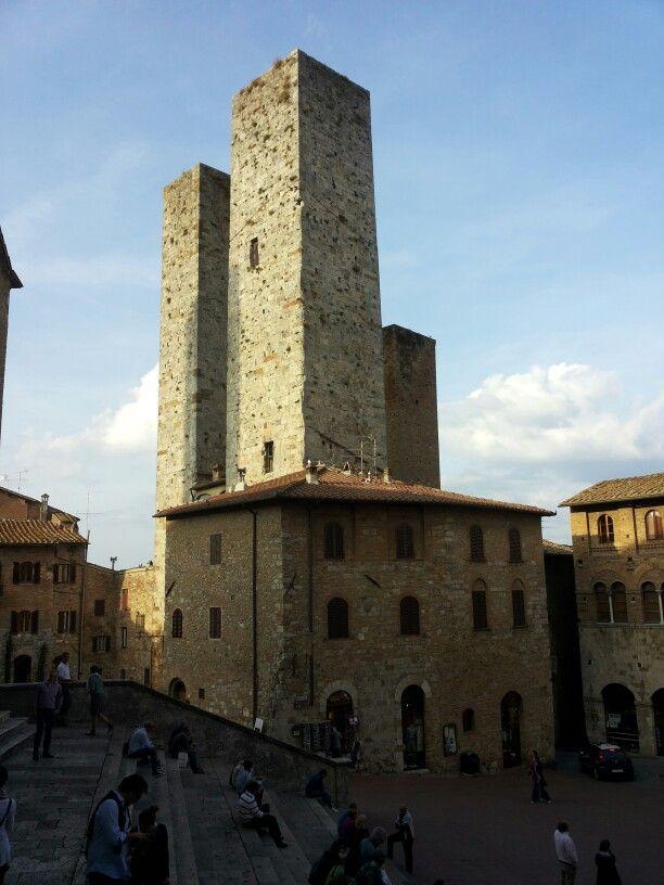 San Gimignano,Italy