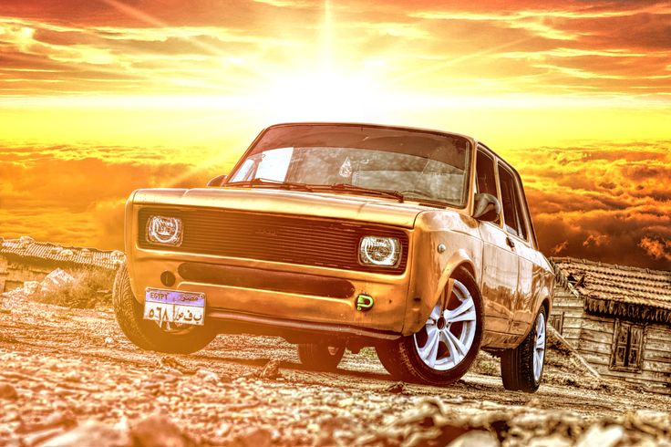 Fiat 128 by Mahmoud Veron on 500px