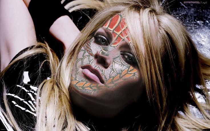 Facial Tatto 94