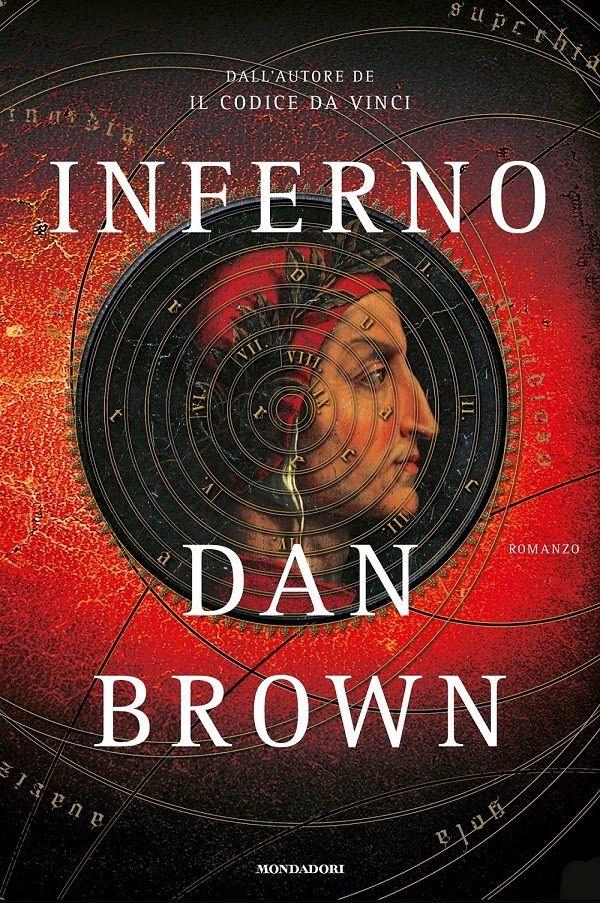 Dan Brown: Inferno | italian cover | #book #DanBrown #cover