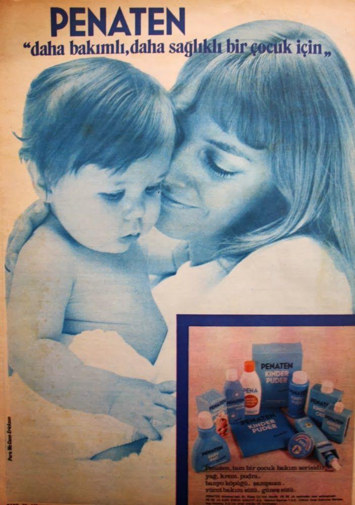 OĞUZ TOPOĞLU : penaten 1975 nostaljik eski reklamlar