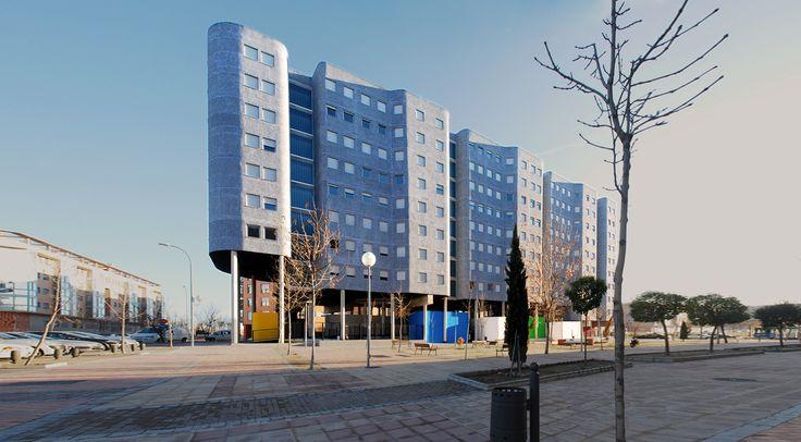 vallecas housing, photograph, CRAB