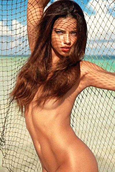 Adriana Lima (ಠ_ರೃ)