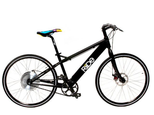 Riide - The bike has evolved. Lighter. Faster. Electric. by Riide — Kickstarter