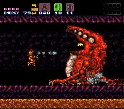 Super Metroid (1993) - if you're a gamer and have never played this, please get an SNES and a copy of it. you'll thank me for it.