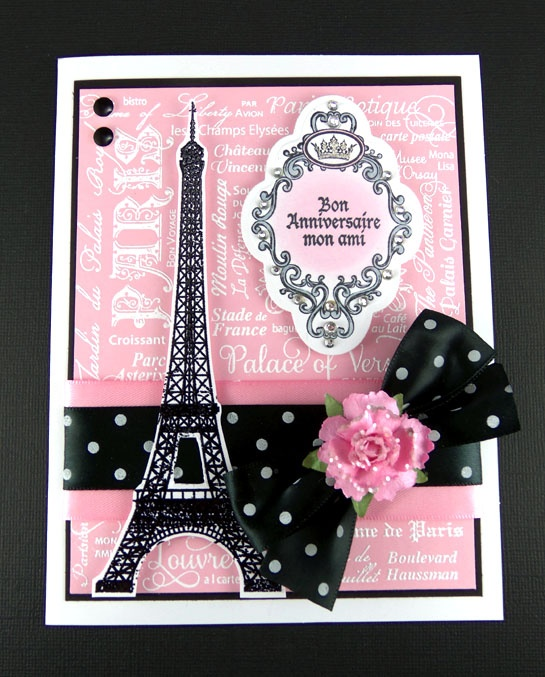 Best 25+ Paris Cards Ideas On Pinterest