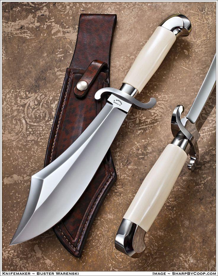 Custom made knife - beautiful.