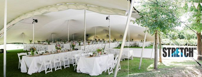 Stretch Inc - Tents & Marquees - South Africa Wedding Tent Hire, White Dove Release, Event Hire