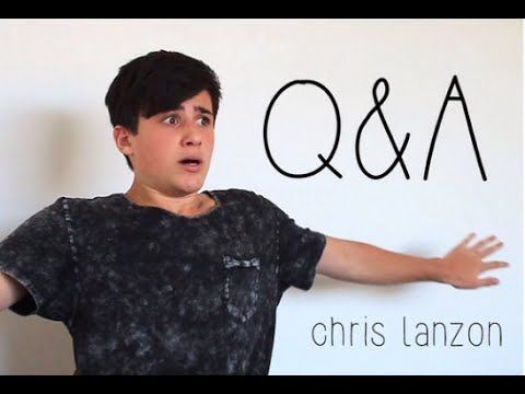 Q&A // Chris Lanzon - YouTube
