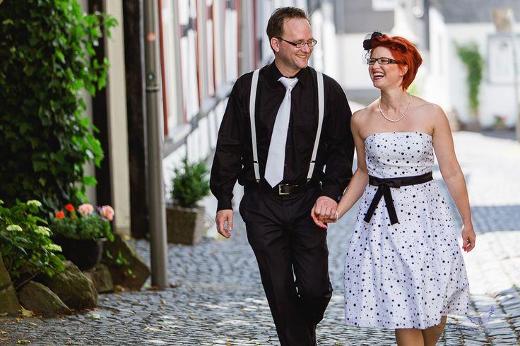 Rockabilly Hochzeit in Hachenburg