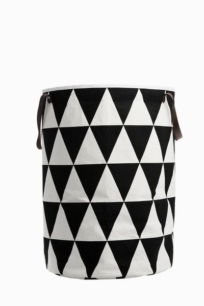 Triangle Laundry Basket by Ferm Living.
