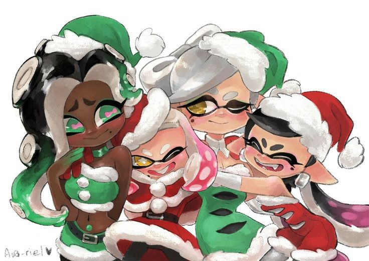 Squid Sisters and Off The Hook