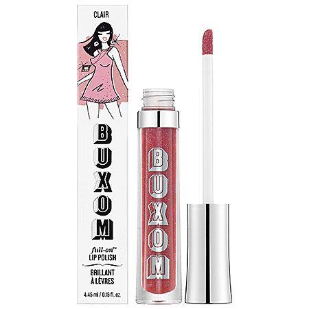 Buxom Buxom® Full-On™ Lip Polish: Lip Gloss | Clair diamond-Moonlit Mauve