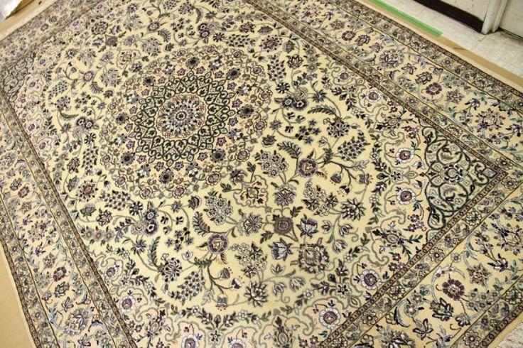 【期間限定セール】オリエンタルラグのペルシャ絨毯リビング55386、弥勒ある絨毯