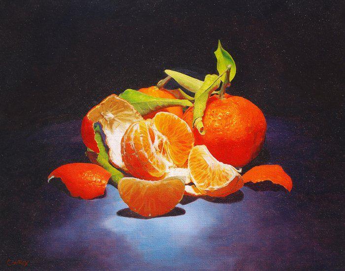 still-life - Sweet temptation by Myc'Art  http://www.paintingsilove.com/artist/mycart
