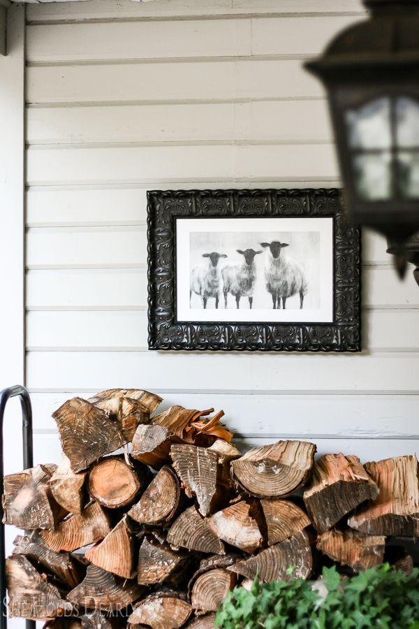 Farmhouse Porch Decor Ideas