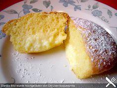 Vanillepudding - Muffins