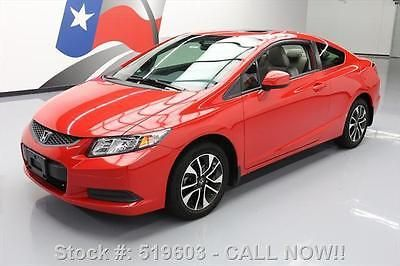 awesome 2013 Honda Civic EX COUPE AUTO SUNROOF ALLOY WHEELS - For Sale View more at http://shipperscentral.com/wp/product/2013-honda-civic-ex-coupe-auto-sunroof-alloy-wheels-for-sale/