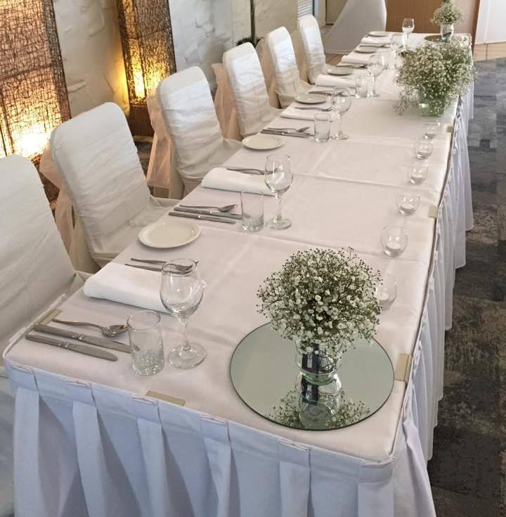Bridal Table at Quality Hotel Ballina.