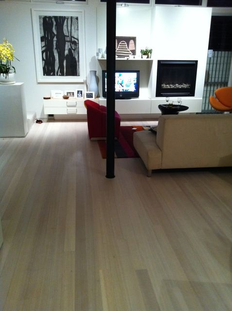 Timber Flooring | Euro Style Floors  Tasmanian oak with limewash and oil finish