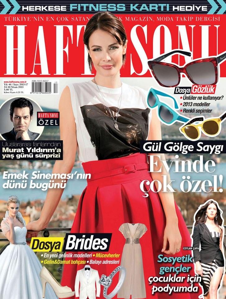 Hafta Sonu Dergisi, 24-30 Nisan sayısı yayında! Hemen okumak için: http://www.dijimecmua.com/hafta-sonu/
