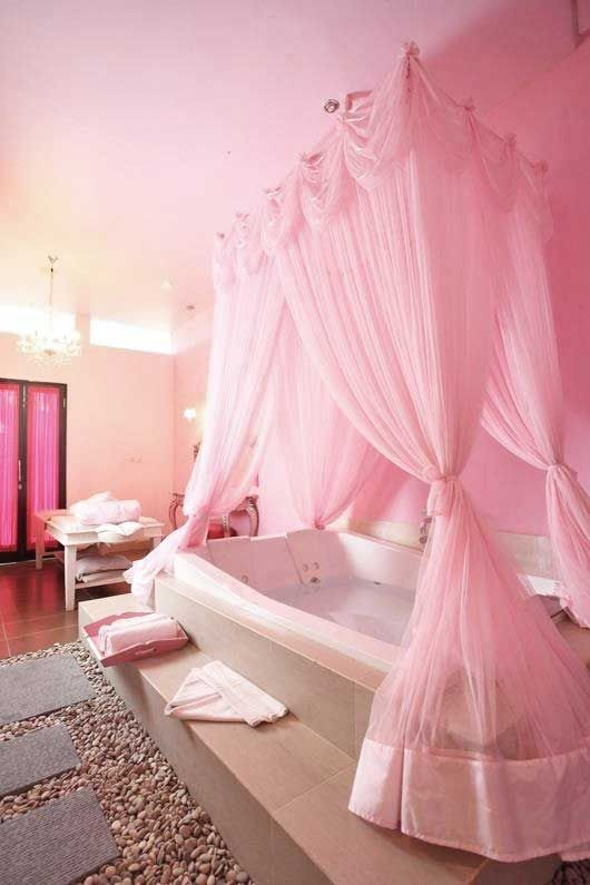 Best Pink Bedroom Curtains Ideas On Pinterest Pink Home