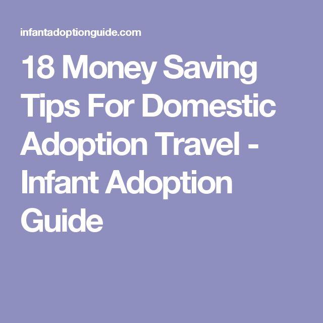 18 Money Saving Tips For Domestic Adoption Travel - Infant Adoption Guide