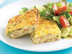 One of Woman's Weekly's most popular recipes, this tasty zucchini slice is so healthy and versatile. Enjoy it warm with a side salad, as a vegetable accompaniment to your…