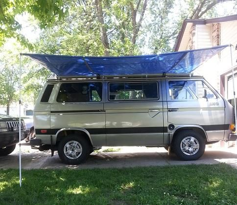 Diy Pvc Pipe Tarp Awning Google Search Van Ideas